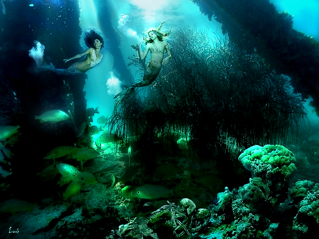 Imágenes De Sirenas