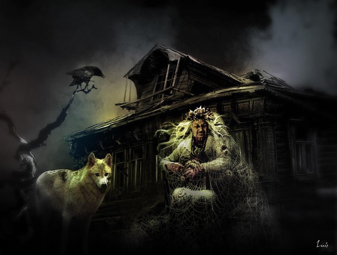 Malleus Maleficarum – El Martillo de Las Brujas Bruja-telaranas2