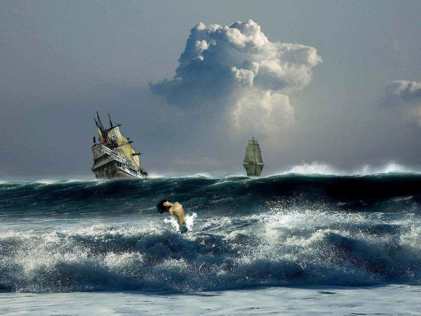 Fotos de Sirenas Encontradas