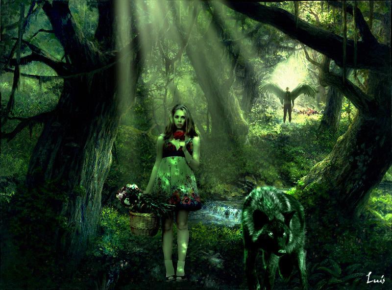 >> IMAGENES ENCADENADAS << - Página 2 El-bosque-verde