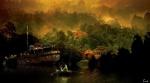 el rio y la jungla