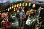 wonderland circus acoplada