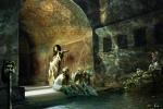 La gruta de pan