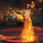 diosa del fuego