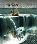 confines del mar tenebroso