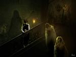 escalera fantasmal