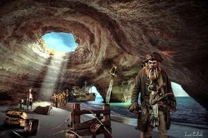 la cueva del pirata XXXsable-dos pirat